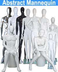 Abstract Mannequin from $99