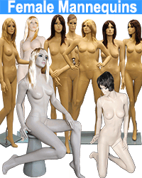 Female Mannequin From $49