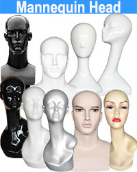 Mannequin Head from $19