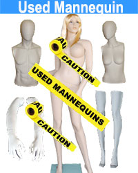 Used Mannequin Special