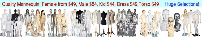 NYC Display Inc-Mannequin From $49